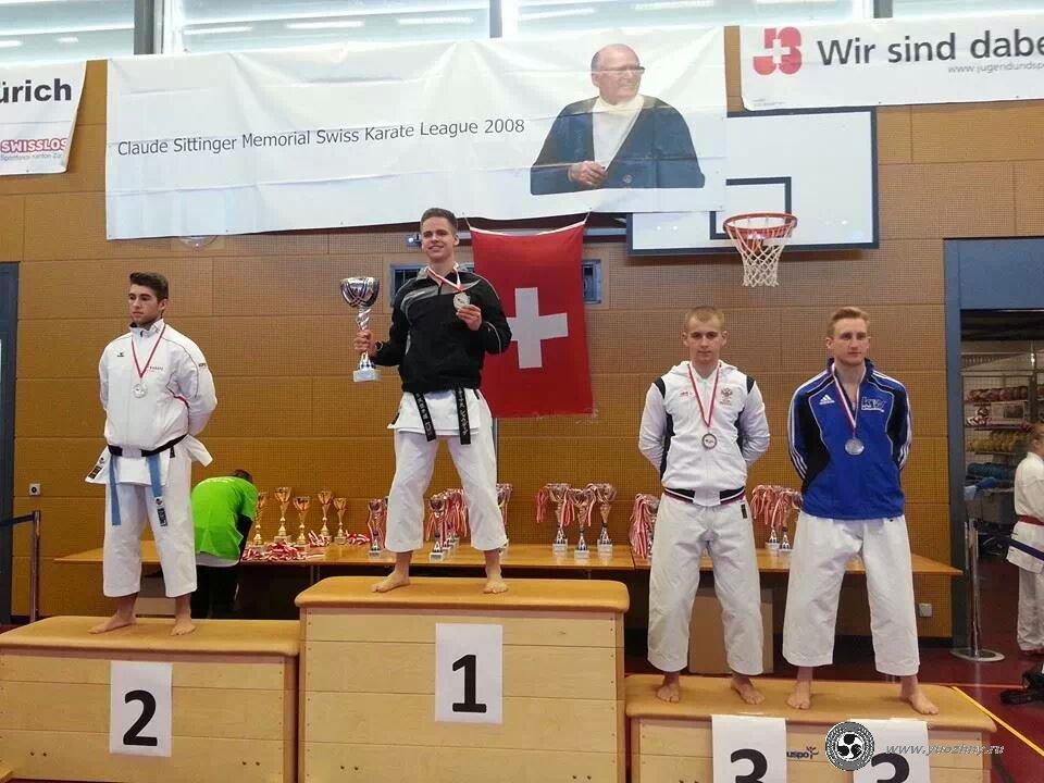 Наш успех в Швейцарии