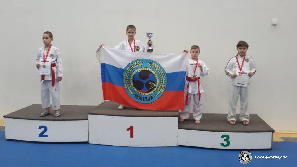 Первенство Москвы по каратэ среди юношей и девушек (2003-1998 гг.р.)